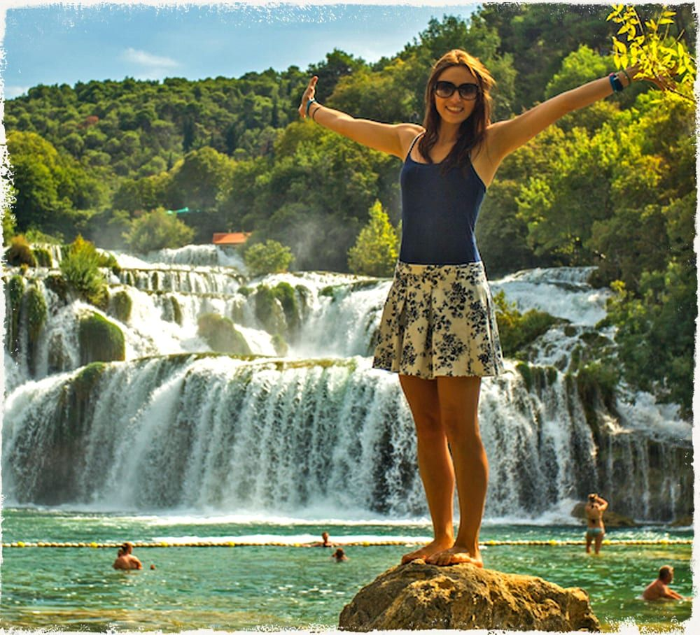 4. Arrival to NP Krka - Tour Description - Krka Tours - One day trip to Krka
