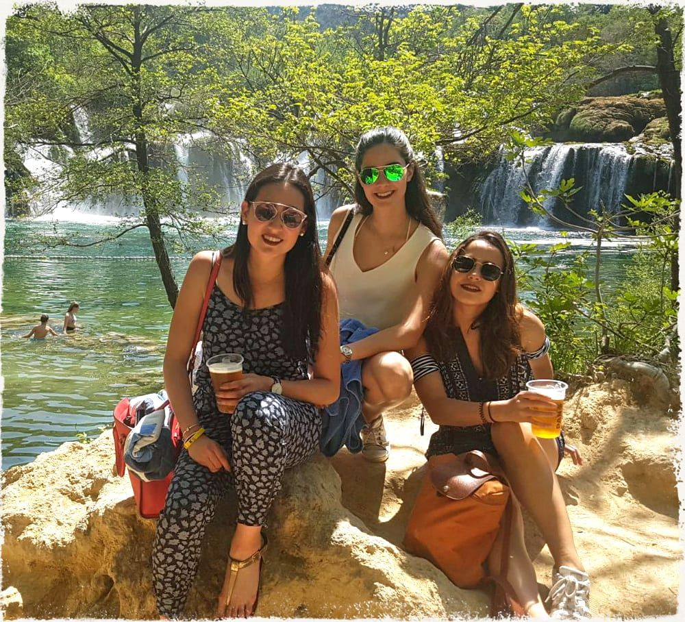 7. Relax - Tour Description - Krka Tours - One day trip to Krka